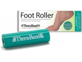 Theraband Foot Roller on Touch Factor Massage